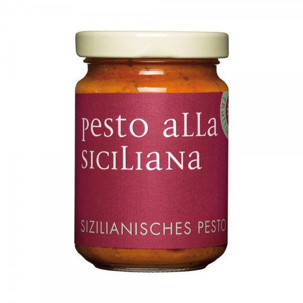 La Gallinara Pesto alla Siciliana - sizilianisches Pesto (130g)