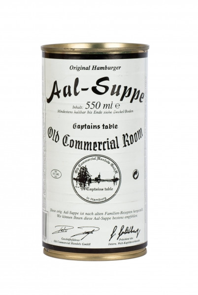 Aalsuppe (550ml)