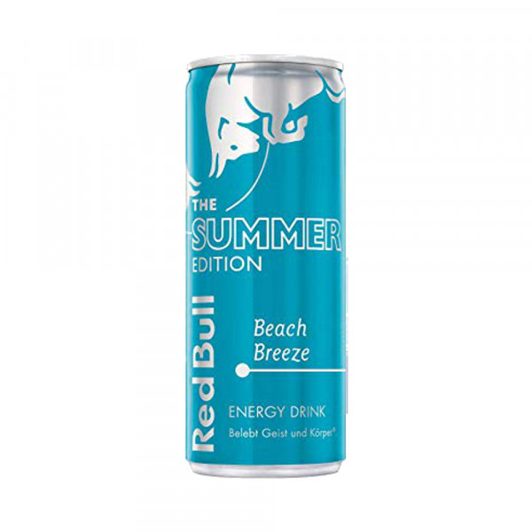 Red Bull Beach Breeze Sommer Edition 2019 (0,25l)