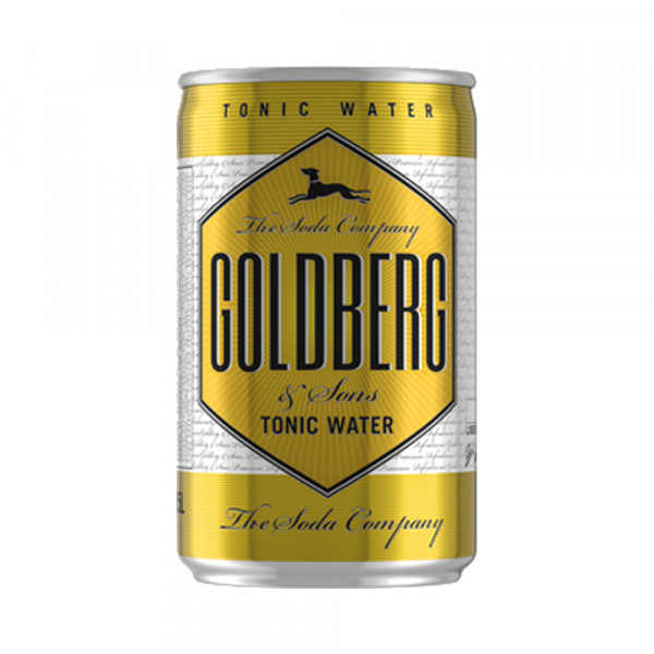 Goldberg Tonic Water in Dose (0,15l)