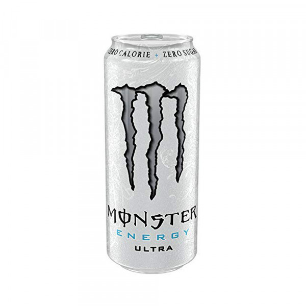Monster Ultra White Energy-Drink in Dose (0,5l)