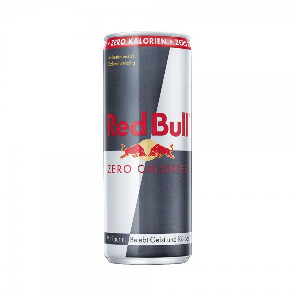 Red Bull Zero Energy-Drink (0,25l)