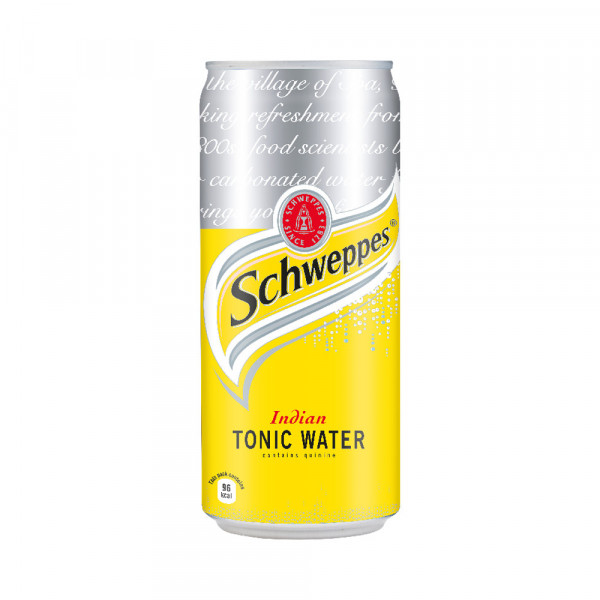 Schweppes Indian Tonic Water in Dose (0,33l)