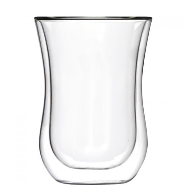 Stölzle Kaffeeglas / Teeglas L Coffee 'N More 230ml 2er-Set
