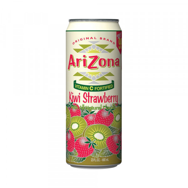 Arizona Kiwi Strawberry in Dose (0,68l)