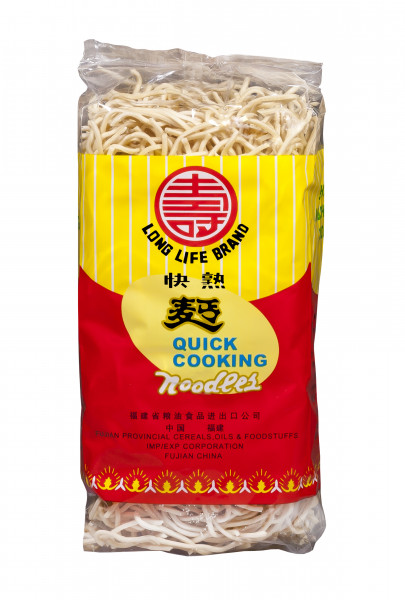 Longlife Quick Cooking Nudeln (500g)