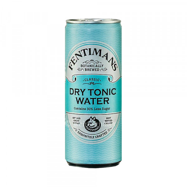 Fentimans Dry Tonic Water in Dose (0,25l)