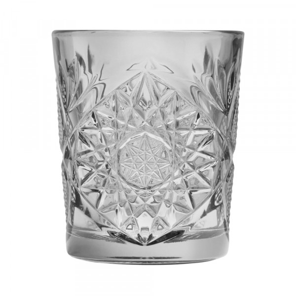 Hobstar Double Old Fashioned Glas Smoke 355ml