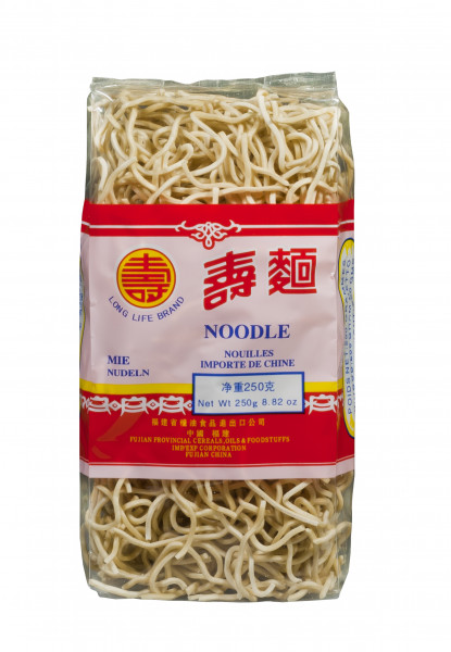 Longlife Mie-Nudeln (250g)