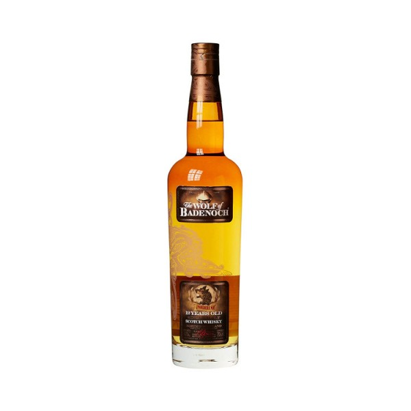 The Wolf Of Badenoch Whisky 12 Jahre Single Malt Whisky (0,7l)